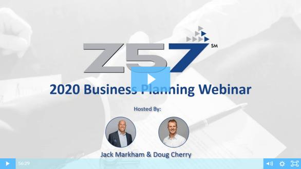 2020 Business Plan Replay