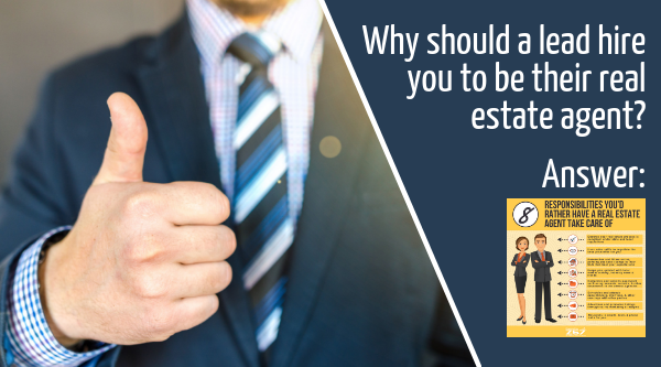 8 Responsibilities You'd Rather Have a Real Estate Agent Take Care of infographic - Banner (2)