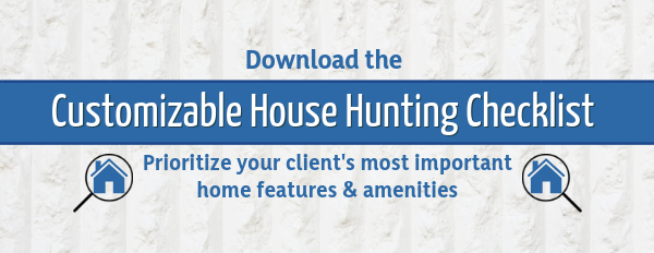 Z57 - Customizable House Hunting Checklist
